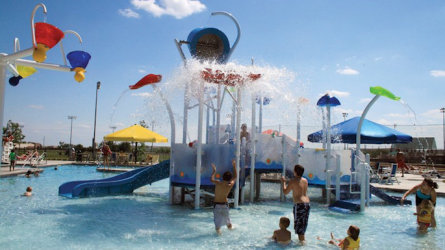Flower Mound CAC Pool Waterpark