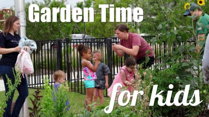 Garden Time for Kids @ Coppell Farmers Market   Coppell   Texas   United States