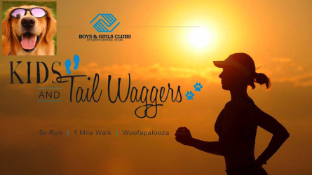 Kids and Tailwaggers Hickory Creek