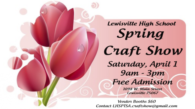 Lewisville Craft Show @ Lewisville High School | Lewisville | Texas | United States