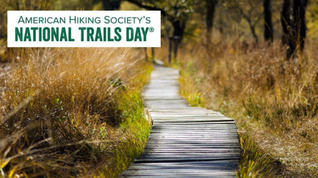 Lewisville National Trails Day