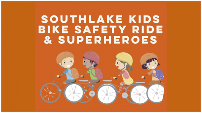 Bike Safety Event Southlake @ Spin Pizza Southlake | Southlake | Texas | United States