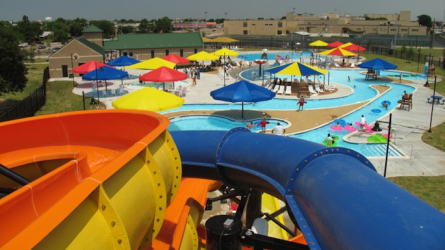 Lewisville Pools Sun Valley Aquatic Center