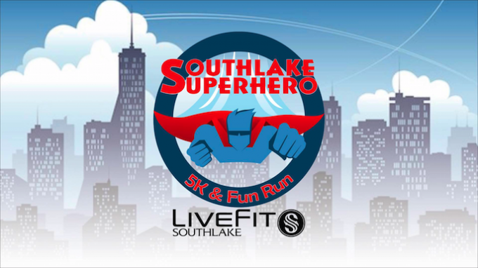 Superhero Run Southlake