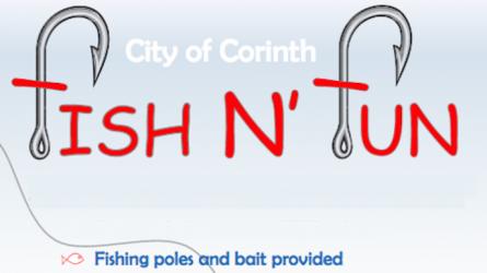 Fishing Fun in Corinth