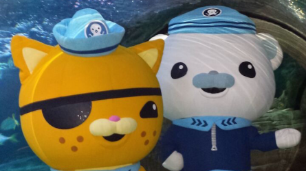 Octonauts Experience Coming to Sea Life Aquarium