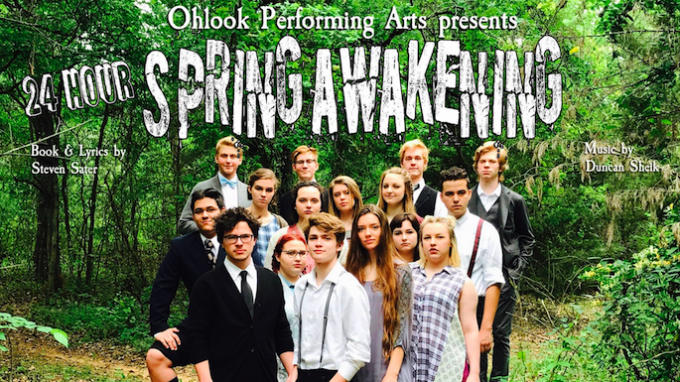 Spring Awakening Oh Look Grapevine @ Oh Look Theatre