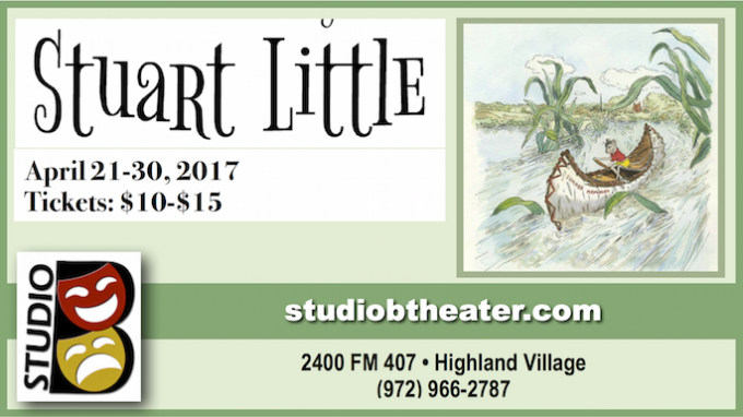 Stuart Little at Studio B