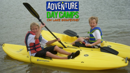 Summer Fun with Adventure Day Camps