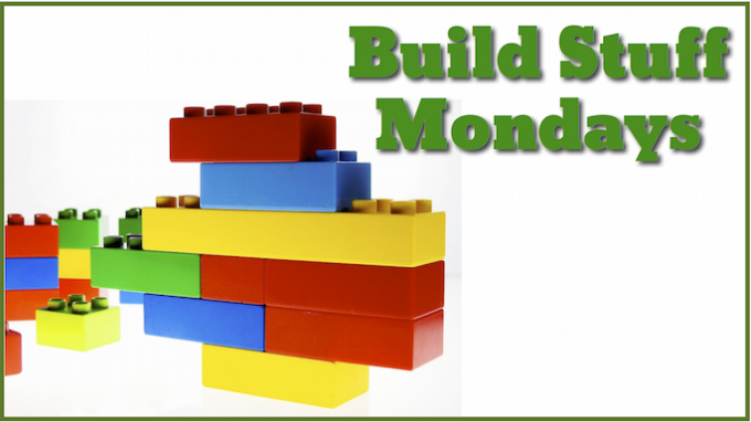 Build Stuff Mondays @ Flower Mound Library