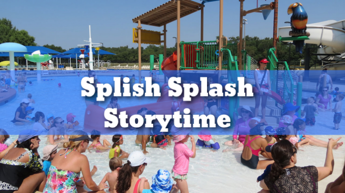 Splish Splash Storytime Coppell @ The CORE | Coppell | Texas | United States