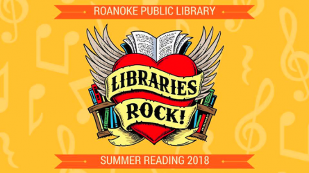 Summer Reading Club in Roanoke