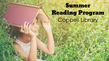 Coppell Library Summer Reading Club