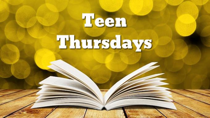 Teen Thursdays Carrollton @ Carrollton Library - Hebron & Josey