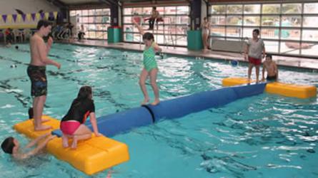 The Colony Aquatic Park Pool