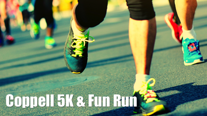 Coppell 5K and Fun Run @ Andrew Brown Park East   Coppell   Texas   United States