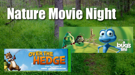 Movie Night Elm Fork Nature Preserve