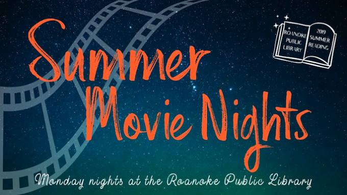 Family Movie Roanoke @ Roanoke Public LIbrary
