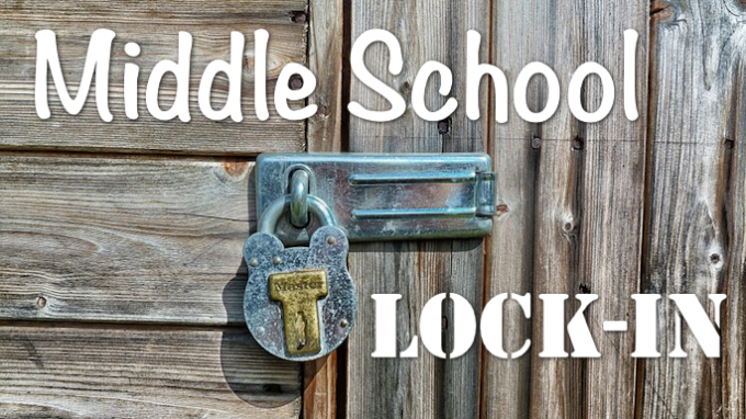 Middle School LockIn @ Flower Mound Library | Flower Mound | Texas | United States