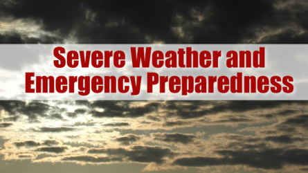 Severe Weather and Emergency Preparedness for Kids