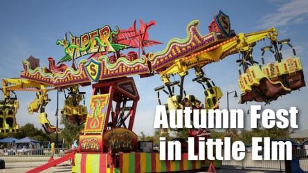 Little Elm Autumn Fest
