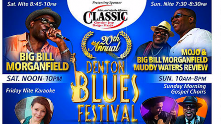 Denton Blues Festival