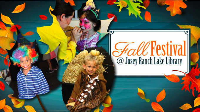 Special Event at Carrollton Library @ Carrollton Library - Josey Ranch Lake | Carrollton | Texas | United States