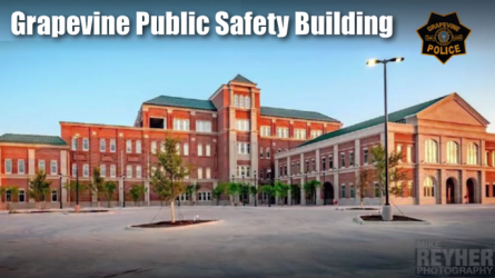 Grapevine Public Safety Building