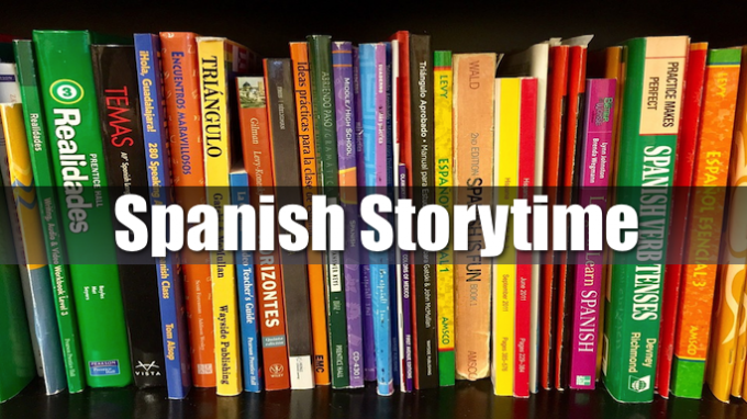 Spanish Preschool Time @ Lewisville Library | Lewisville | Texas | United States