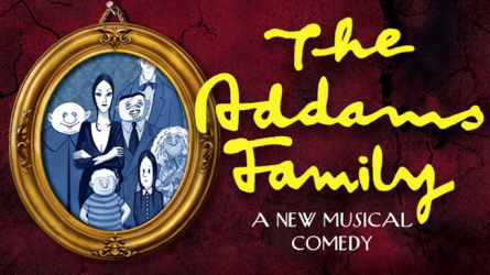 Addams Family at Lewisville High School