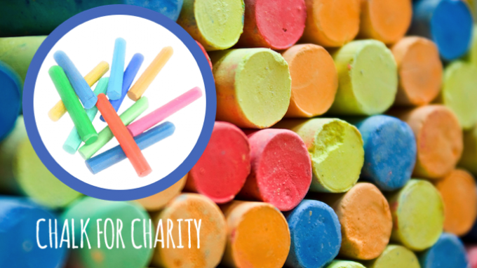 Chalk for Charity @ Grapevine | Texas | United States