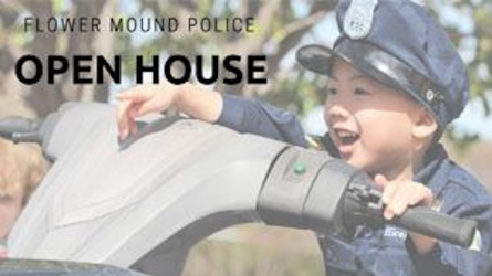 Flower Mound Police Department Open House