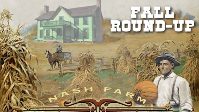 Fall Roundup at Nash Farm @ Nash Farm