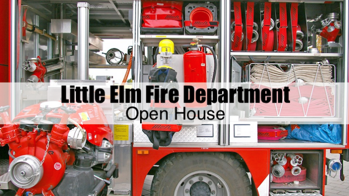 Little Elm Fire Department Open House @ Little Elm Central Fire Station | Little Elm | Texas | United States