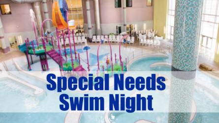 Special Needs Swim Night Grapevine