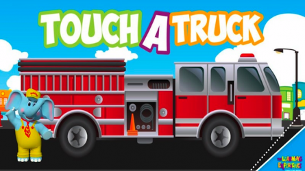 Touch a Truck Flower Mound