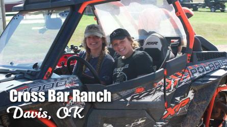 Cross Bar Ranch Oklahoma