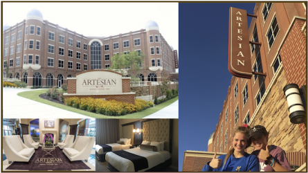 Artesian Hotel Oklahoma