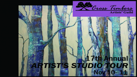 Cross Timbers Artist Studio Tour