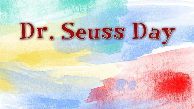 Dr Seuss Day @ Lewisville Library