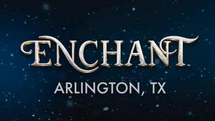 Enchant Christmas Event Arlington