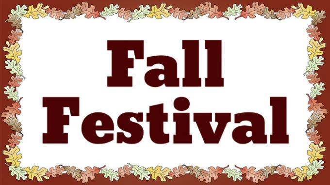 Faith Lutheran Fall Festival @ Faith Lutheran