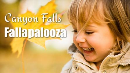 Fallapalooza Canyon Falls
