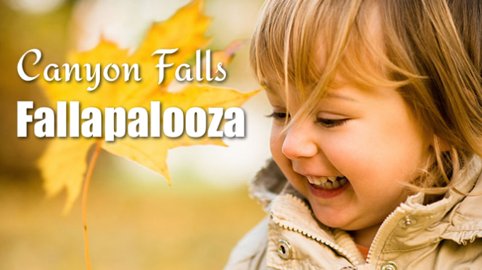 Canyon Falls Fallapalooza @ Canyon Falls | Northlake | Texas | United States