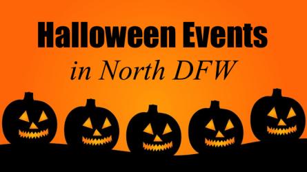Halloween Events DFW