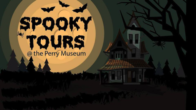 Spooky Tours at the Perry @ A.W. Perry Museum | Carrollton | Texas | United States