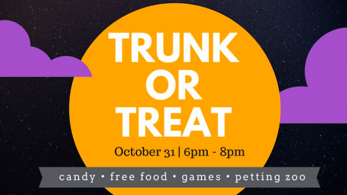 Trunk or Treat Lakeland Preschool @ Lakeland Baptist Church | Lewisville | Texas | United States