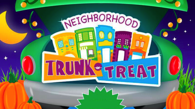 Trunk or Treat and Halloween Parade @ The Learning Experience North Flower Mound | Flower Mound | Texas | United States