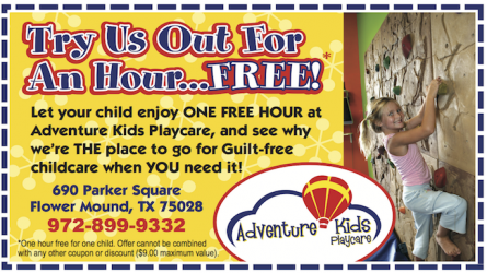 Adventure Kids Playcare Coupons