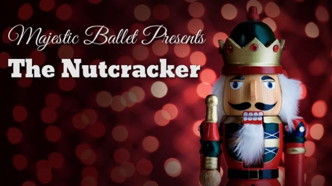 Majestic Ballet The Nutcracker @ MCL Grand Theatre